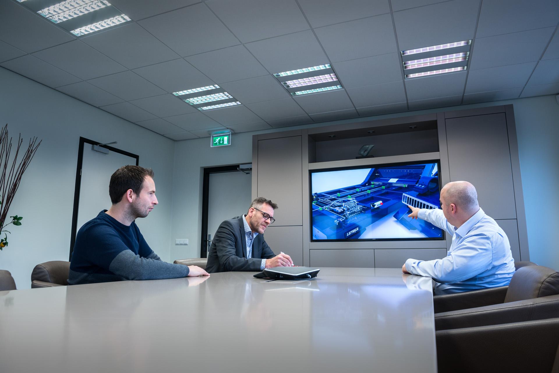 Engineering Meedenken Met Klant Delwi Groenink