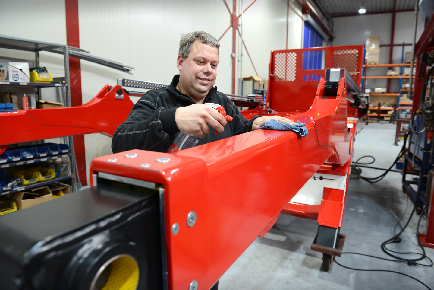 Assembly Delwi Groenink