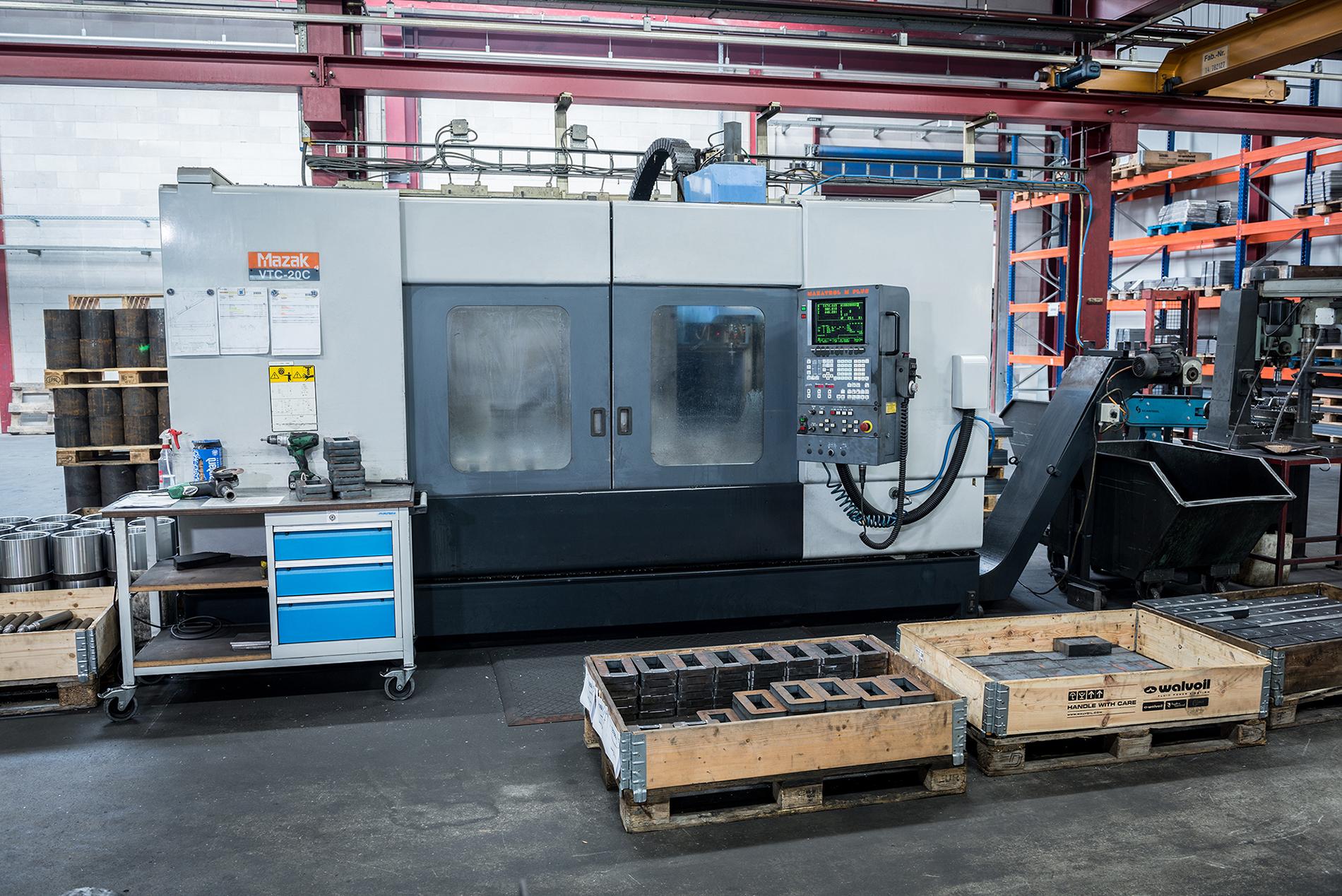 CNC Frezen Bewerking Metaal Delwi Groenink