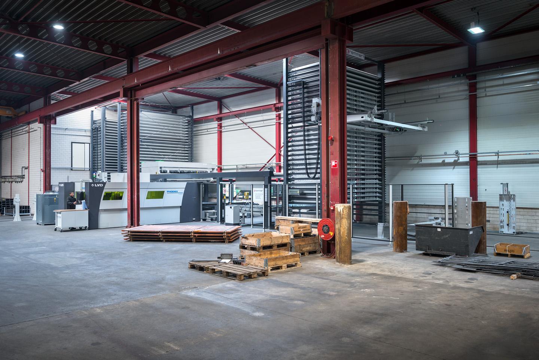 Lasersnijden Delwi Groenink