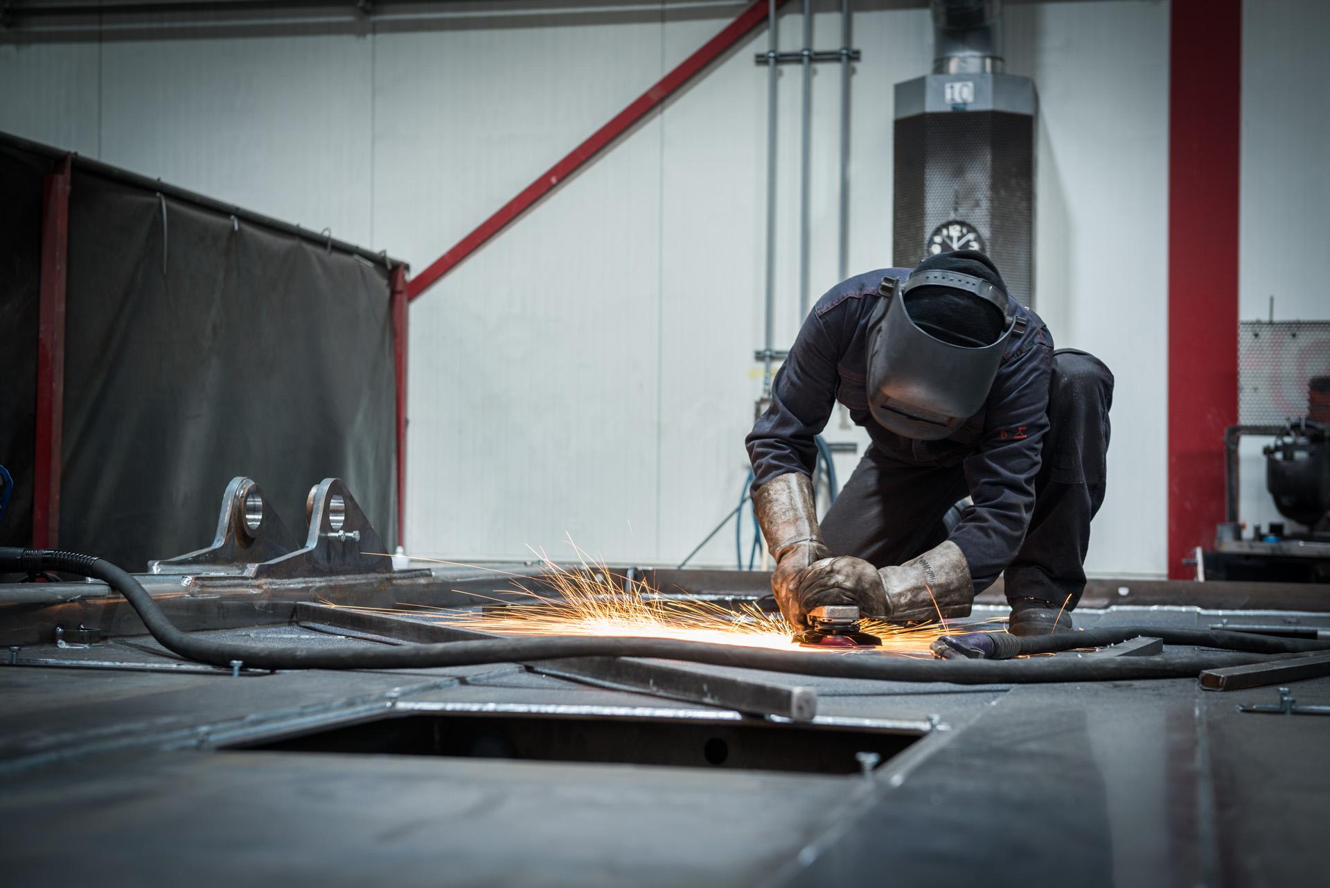 Sheet Metal Welding Delwi Groenink